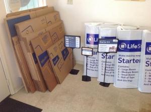 Image of Life Storage - Bridgeton Facility on 11540 Saint Charles Rock Rd  in Bridgeton, MO - View 2