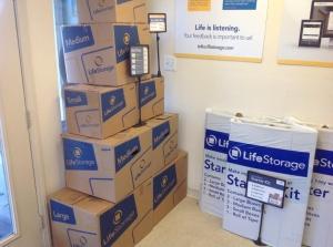 Image of Life Storage - Hazelwood - Howdershell Road Facility on 6355 Howdershell Rd  in Hazelwood, MO - View 4
