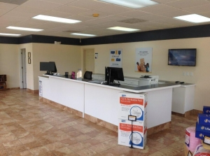 Image of Life Storage - Mobile Facility on 8781 Airport Blvd  in Mobile, AL - View 2