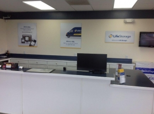 Image of Life Storage - Pensacola - West Highway 98 Facility on 9113 W Highway 98  in Pensacola, FL - View 3