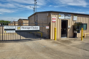 Image of Storage Choice - Cedar Hill Facility at 202 S Clark Rd #11  Cedar Hill, TX
