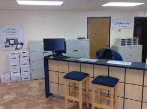 Image of Life Storage - Round Rock - South AW Grimes Boulevard Facility on 2830 S a w Grimes Blvd  in Round Rock, TX - View 4