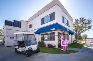 Image of Sorrento Mesa Self Storage Facility on 6690 Mira Mesa Blvd  in San Diego, CA - View 3