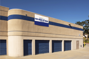 Image of Mira Mesa Self Storage Facility on 7044 Flanders Dr  in San Diego, CA - View 2