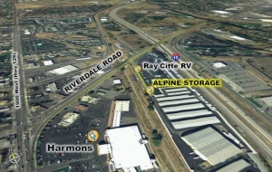 Alpine Storage - Roy - 1701 West Riverdale Road - Photo 2