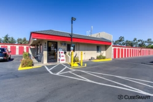 Image of CubeSmart Self Storage - Roseville Facility at 900 Orlando Avenue  Roseville, CA