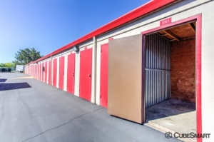 Image of CubeSmart Self Storage - Roseville Facility on 900 Orlando Avenue  in Roseville, CA - View 2