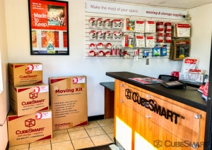 Image of CubeSmart Self Storage - Roseville Facility on 900 Orlando Avenue  in Roseville, CA - View 4