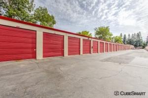Image of CubeSmart Self Storage - Rancho Cordova Facility on 10651 White Rock Road  in Rancho Cordova, CA - View 2