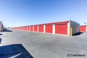 Image of CubeSmart Self Storage - North Highlands Facility on 4950 Watt Avenue  in North Highlands, CA - View 2