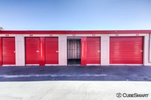 Image of CubeSmart Self Storage - North Highlands Facility on 4950 Watt Avenue  in North Highlands, CA - View 4