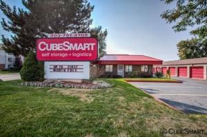 Image of CubeSmart Self Storage - Denver - 10303 E Warren Ave Facility at 10303 E Warren Ave  Denver, CO