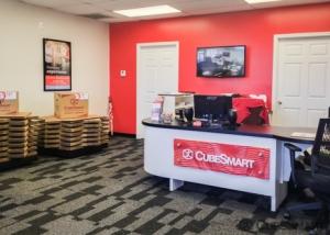 Image of CubeSmart Self Storage - Houston - 9900 Rowlett Rd Facility on 9900 Rowlett Rd  in Houston, TX - View 2