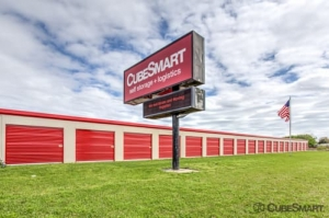 Image of CubeSmart Self Storage - Houston - 7001 Synott Rd Facility at 7001 Synott Rd  Houston, TX