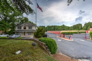 Image of CubeSmart Self Storage - Raleigh - 950 Trinity Rd Facility at 950 Trinity Rd  Raleigh, NC