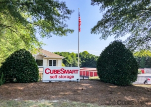 Image of CubeSmart Self Storage - Raleigh - 950 Trinity Rd Facility on 950 Trinity Rd  in Raleigh, NC - View 2