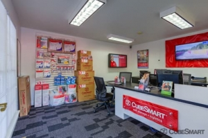 Image of CubeSmart Self Storage - Raleigh - 950 Trinity Rd Facility on 950 Trinity Rd  in Raleigh, NC - View 4