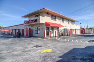 Image of CubeSmart Self Storage - Miami - 10100 Sw 216th Street Facility at 10100 SW 216th St  Cutler Bay, FL