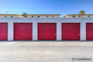 Image of CubeSmart Self Storage - Fallbrook Facility on 514 Ammunition Road  in Fallbrook, CA - View 2