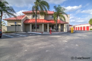 Image of CubeSmart Self Storage - Pembroke Pines - 10755 Pembroke Rd Facility at 10755 Pembroke Rd  Pembroke Pines, FL