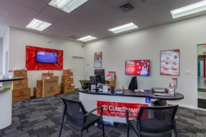 Image of CubeSmart Self Storage - Fort Myers - 3333 Cleveland Ave Facility on 3333 Cleveland Ave  in Fort Myers, FL - View 2