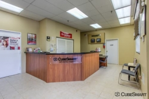 Image of CubeSmart Self Storage - Fairview Facility on 411 Anderson Ave  in Fairview, NJ - View 2