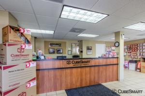 Image of CubeSmart Self Storage - North Babylon Facility on 240 Bay Shore Road  in North Babylon, NY - View 2