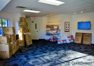 Image of CubeSmart Self Storage - Leominster Facility on 193 Litchfield Street  in Leominster, MA - View 3