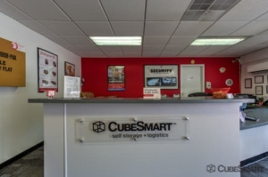 Image of CubeSmart Self Storage - Sewell Facility on 425 Delsea Drive  in Sewell, NJ - View 2