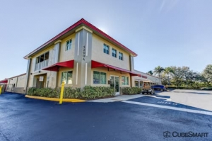 Image of CubeSmart Self Storage - West Palm Beach - 4200 Forest Hill Blvd Facility at 4200 Forest Hill Blvd  Palm Springs, FL