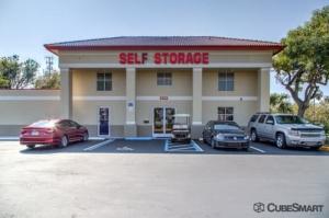 Image of CubeSmart Self Storage - Delray Beach - 6100 W. Atlantic Avenue Facility at 6100 W. Atlantic Avenue  Delray Beach, FL