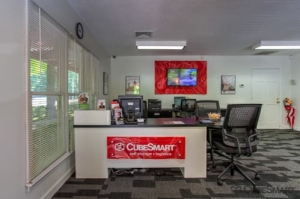 Image of CubeSmart Self Storage - Cary Facility on 920 W. Chatham Street  in Cary, NC - View 2