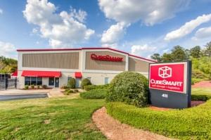 Image of CubeSmart Self Storage - Alpharetta - 411 S. Main Street Facility at 411 S Main St  Alpharetta, GA