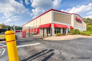 Image of CubeSmart Self Storage - Alpharetta - 411 S. Main Street Facility on 411 S Main St  in Alpharetta, GA - View 4