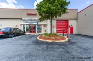 Image of CubeSmart Self Storage - Camp Springs Facility at 6104 Allentown Road  Camp Springs, MD