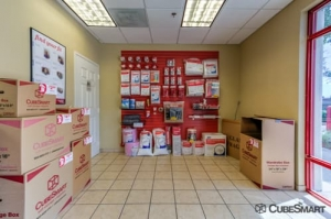 Image of CubeSmart Self Storage - Camp Springs Facility on 6104 Allentown Road  in Camp Springs, MD - View 3