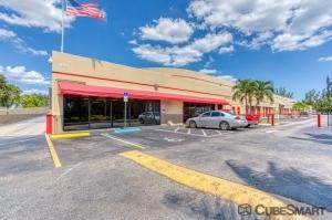 Image of CubeSmart Self Storage - Dania Beach Facility at 2010 Ne 7Th Avenue  Dania Beach, FL