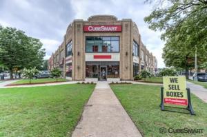 Image of CubeSmart Self Storage - Washington - 1200 Upshur Street Northwest Facility on 1200 Upshur Street Northwest  in Washington, DC - View 2