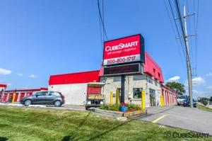 Image of CubeSmart Self Storage - Des Plaines Facility at 1950 S. Mt Prospect Road  Des Plaines, IL