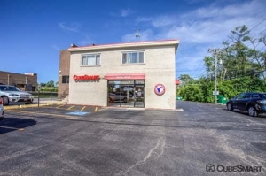 Image of CubeSmart Self Storage - Lombard Facility at 1245 S Highland Ave  Lombard, IL