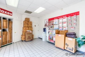 Image of CubeSmart Self Storage - Lutz - 14902 North 12th Street Facility on 14902 North 12Th Street  in Lutz, FL - View 2
