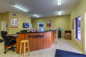 Image of CubeSmart Self Storage - Lutz - 1402 East Bearss Ave Facility on 1402 East Bearss Ave  in Lutz, FL - View 2