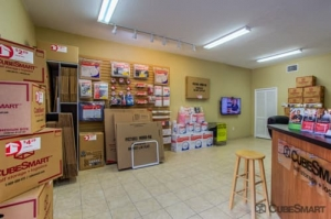 Image of CubeSmart Self Storage - Lutz - 1402 East Bearss Ave Facility on 1402 East Bearss Ave  in Lutz, FL - View 3