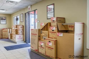 Image of CubeSmart Self Storage - Cleveland - 5440 S. Marginal Road Facility on 5440 S. Marginal Road  in Cleveland, OH - View 4