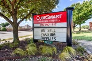 Image of CubeSmart Self Storage - Frisco - 8680 Stonebrook Pkwy Facility at 8680 Stonebrook Pkwy  Frisco, TX