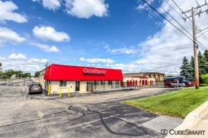 Image of CubeSmart Self Storage - Warrenville Facility at 30W330 Butterfield Rd  Warrenville, IL