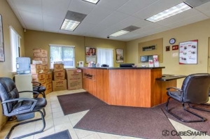Image of CubeSmart Self Storage - Warrenville Facility on 30W330 Butterfield Rd  in Warrenville, IL - View 2