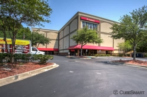 CubeSmart Self Storage - Jacksonville - 8585 Touchton Road - Photo 1