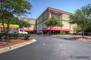 Image of CubeSmart Self Storage - Jacksonville - 8585 Touchton Road Facility at 8585 Touchton Road  Jacksonville, FL