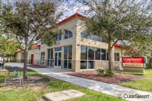 Image of CubeSmart Self Storage - Southwest Ranches Facility at 6550 Sw 160Th Avenue  Southwest Ranches, FL